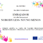 Embajadores Españoles de la Red Nobody less